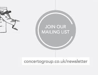 Signup for our newsletter